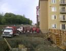 Forage en Estrie pour des murs berlinois