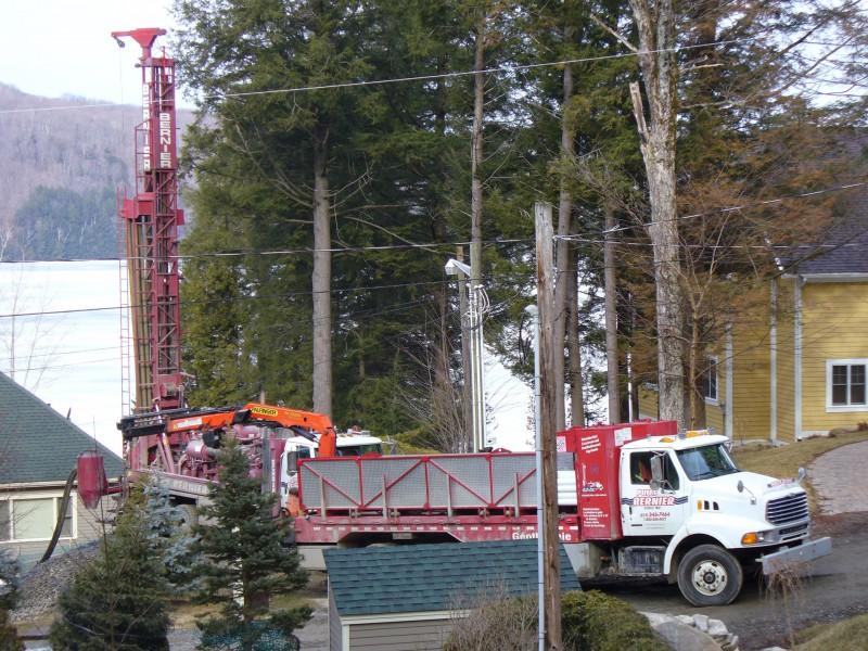 Geothermal Energy In Estrie Hatley Puits Bernier