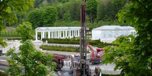 Forage d'un puits en Estrie