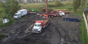 Forage géothermique à Québec