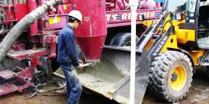 Forage d'un puits artésien à Sherbrooke