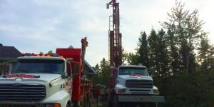 Système géothermique à Matane